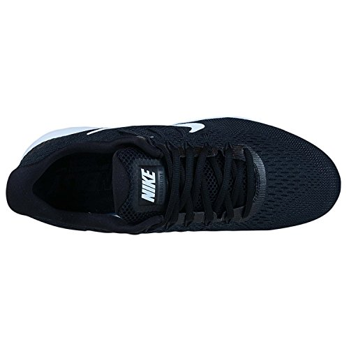 De 8 white anthracite Black Homme Nike Course Lunarglide Chaussures 1aqvt4x