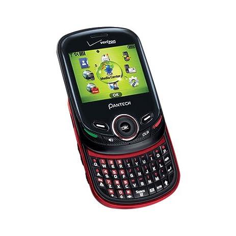 amazon com pantech jest replica dummy toy phone black toys games rh amazon com Verizon Pantech Verizon Pantech