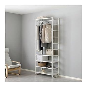IKEA – estantería, blanco 33 1/4 x 15 3/4 x 85