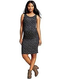 3d3615a9bf98c ... L : Liz Lange. Women's Maternity Print Tank Dress