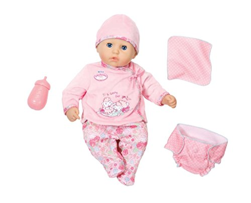 Zapf Creation 794326 - My First Baby Annabell I Care for You