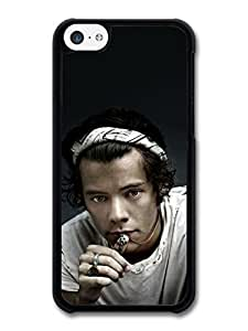 AMAF ? Accessories Harry Styles Close Up Chain Ring One Direction 1D case for iphone 6 plus