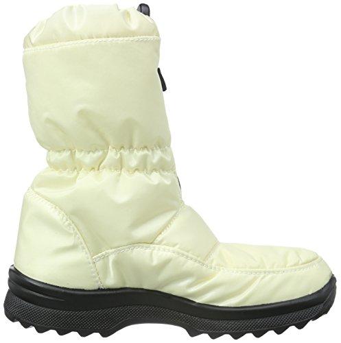 Botines para Offwhite Wei Romika 118 Blanco Mujer Colorado 002 1Wy7cBE