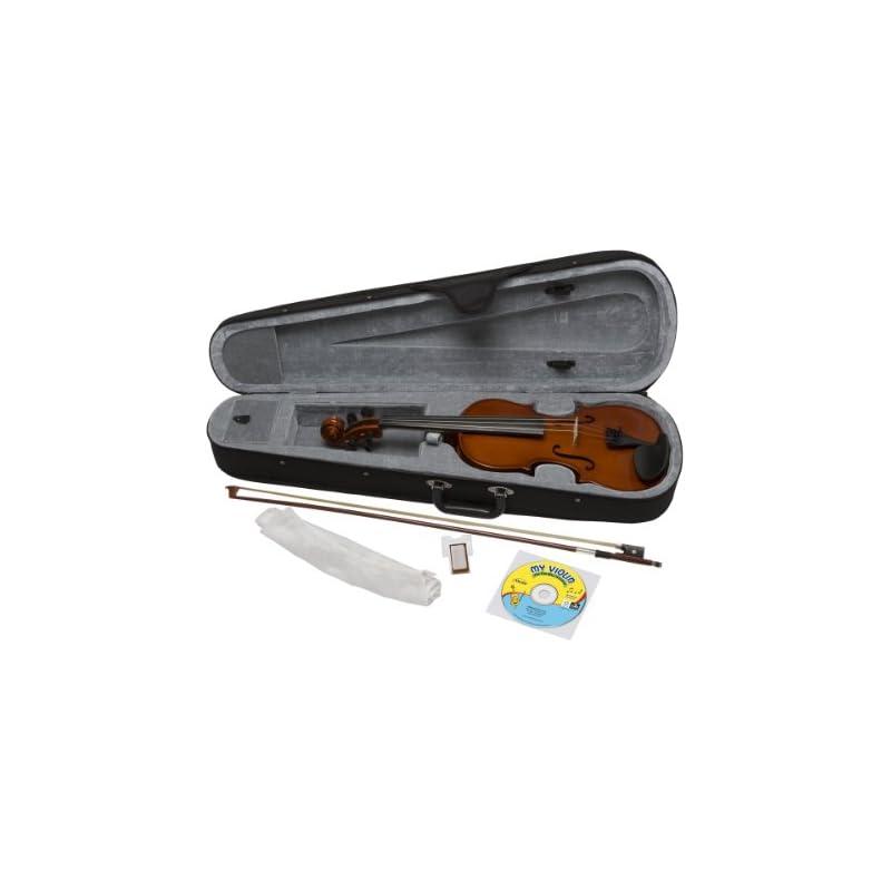 eMedia My Violin Starter Pack, 1/4 size
