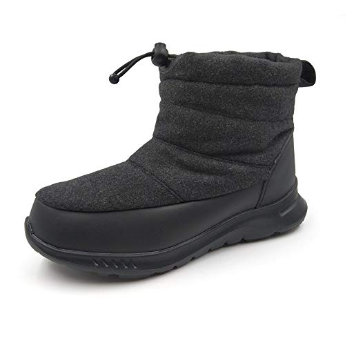 Amoji Women Snow Boots Winter Shoes Outdoor Sneakers…