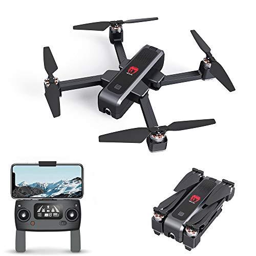 EACHINE EX3 Drone 2k GPS, Drone Profesional con Camara 2k, Drone Brushless Motor, Drone GPS 5G, WiFi FPV Drone Tiempo…