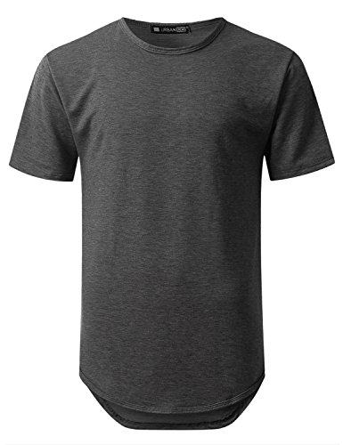 urbancrews-mens-hipster-hip-hop-heavy-french-terry-longline-t-shirt-charcoal-m