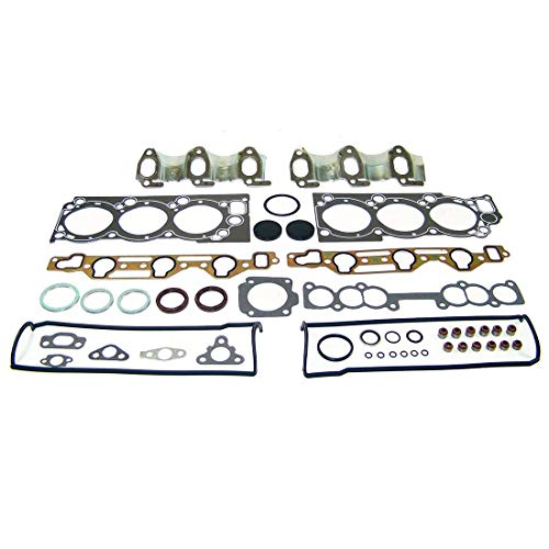 DNJ HGS950 Graphite Head Gasket Set for 1988-1995 / Toyota / 4Runner, Pickup, T100 / 3.0L / SOHC / V6 / 12V / 2959cc / 3VZE