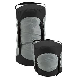 Nelson-Rigg CB-01-SM Grey/Black Compression Bag, Small
