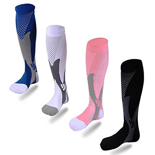 Okany Compression Socks, Men and Women Performance Stocki...