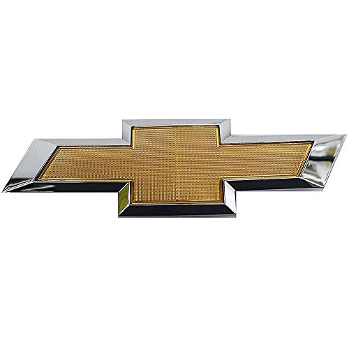Front Bumper Emblem - Emblem Replacement Suitable for 2009-2015 Chevy Cruze Front Bumper Emblem.