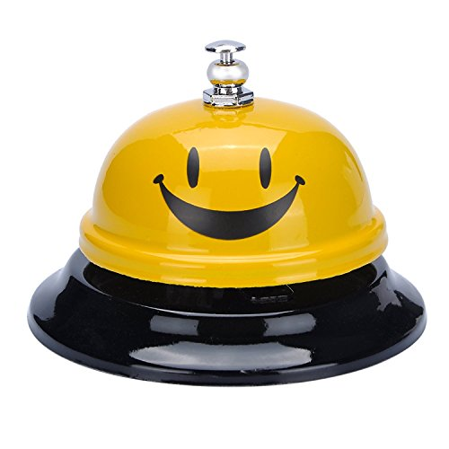 Buytra Service Call Bell Counter Bell for Teacher, Elderly, Patient, Kid, Waiter, Dog- Ideal for Hotel, Restaurant, Bar, Kitchen, Office, Classroom, Hospital, Reception Area