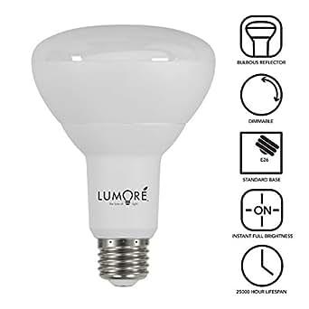 Br30 Led Bulb 13w 65w Incandescent Equivalent 750