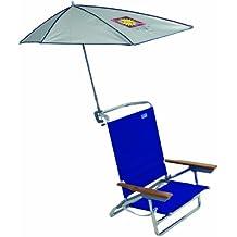 RIO BEACH My Shade Total Sun Block Clamp-On Beach Umbrella