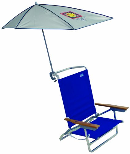 Rio Beach UB57 Total Sun Block My Shade Clamp-On Umbrella ()