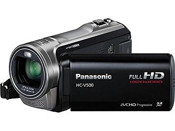 Panasonic hc-v500 hd video camera service manual download manuals.