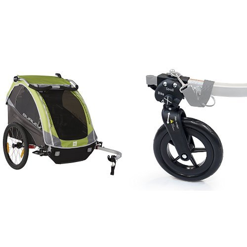 Burley D Lite Bike Trailer Stroller - 9