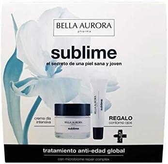 Pack Bella Aurora Sublime Crema de Dia + Contorno de ojos de Regalo: Amazon.es: Belleza