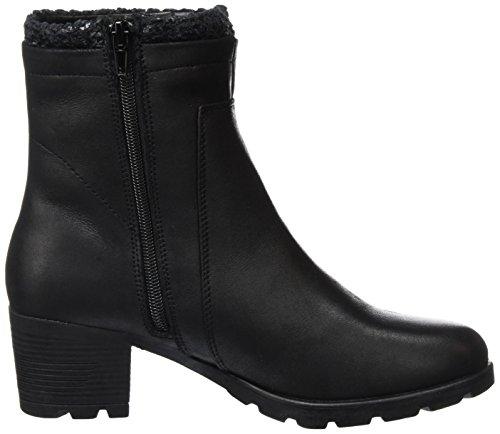 Dockers Schwarz Women's 6 39ar202 100 Boots Schwarz 636100 Gerli 100 5 by Schwarz Black 5 Ankle Black 41nxO4fp
