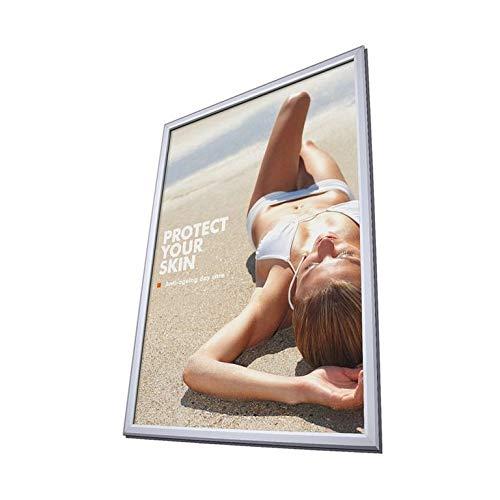 Fenster-Klapprahmen beidseitig A1 32mm Rahmen Alu Klapprahmen für Fenster
