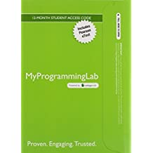 MyProgrammingLab with Pearson eText -- Access Code Card -- for Absolute Java by Walter Savitch (2015-05-18)