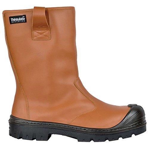 """Cofra 26691–000.w43taglia 43s3ci SRC """"Liberia bis"""" sicurezza scarpe, colore: marrone"""