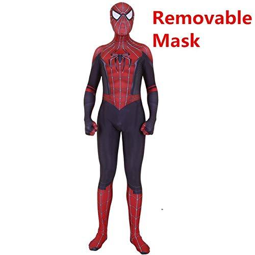 WSJDE Spider Man Raimi Far from Home Hybrid Cosplay Disfraz Zentai ...