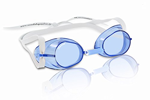 3e83cb3d5a2a Malmsten AB Original Swedish Goggles Monterbara (Blue)
