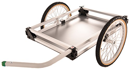 Why Choose Wike Heavy Duty Flatbed Bike Trailer