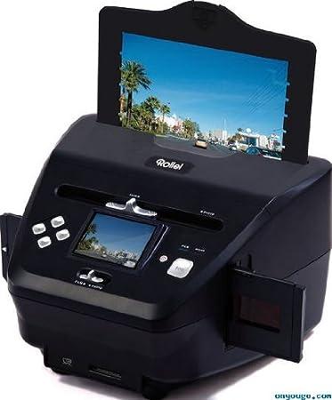 Rollei Pdf S 200 Se 5 1 Megapixel Photo Und Dia Negativscanner 2 4 6 1 Cm