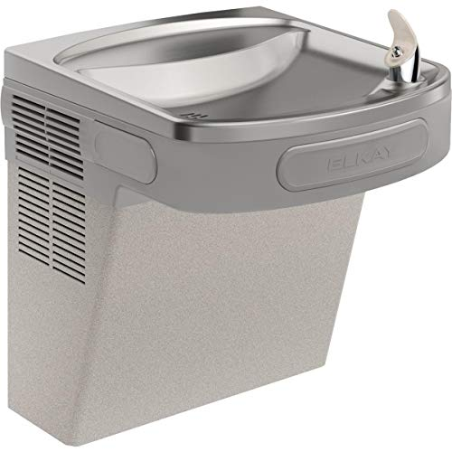 Elkay EZS8L Wall Mount Non-Filtered ADA Cooler, 8 GPH, Light Gray Granite from Elkay