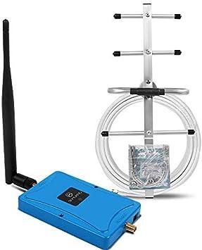 ANNTLENT Amplificador Señal Movil 4G LTE 800MHz Band 20 Repetidor 4G para EI Hogar y la Oficina Soporte Movistar/Orange/Vodafone: Amazon.es: Electrónica