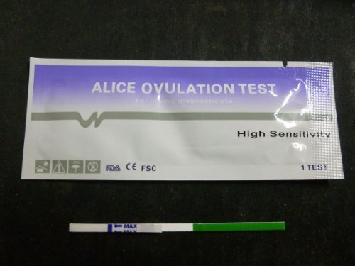 40 Early High Sensitivity Ovulation Lh Stripes Tests + 10 Pr