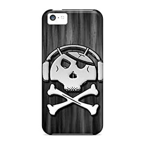 Hot Tpye Android Pirate Case Cover For Iphone 5c