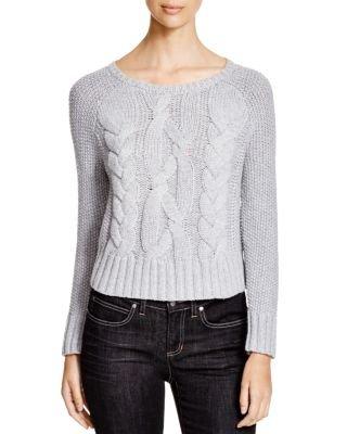 Eileen Fisher Women's Bateau Neck Box Sweater Moon Grey (Large)