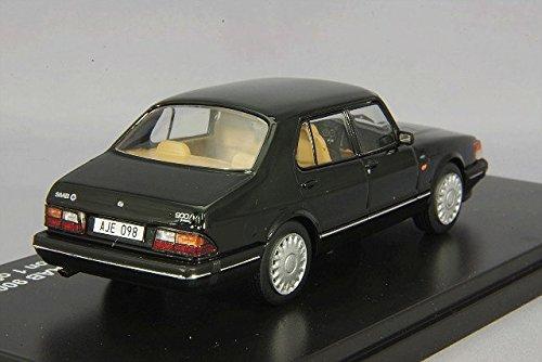 Triple 9 T9 - 43066 - Saab 900i - 1987 - 1/43 - negro: Amazon.es: Juguetes y juegos