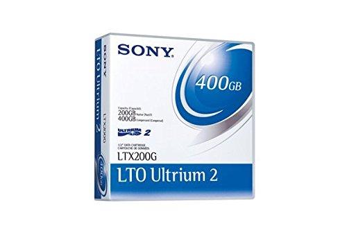 Sony Tape Lto Ultrium-2 200gb/400gb LTX200GN