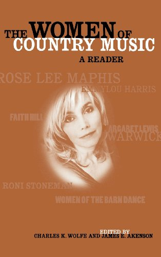 The Women of Country Music: A Reader (Country Music Reader)