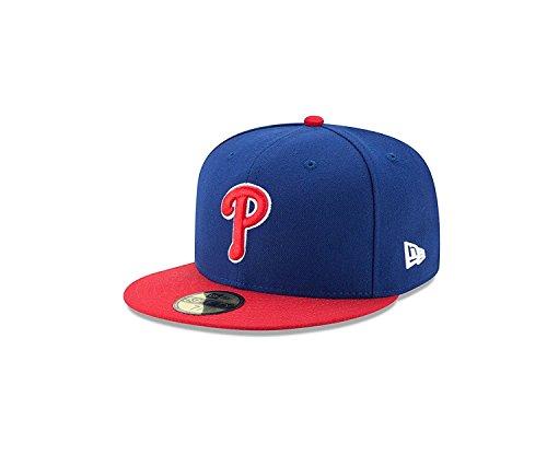 fan products of New Era Cap Co,. Inc. Men's 70361052, DK Blue, 7.5