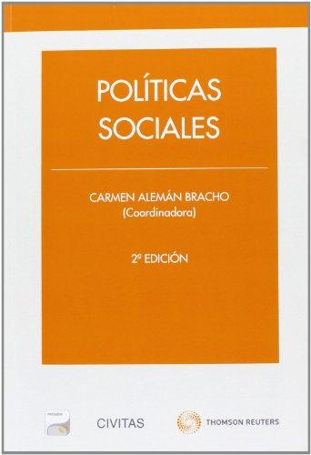 Descargar Libro Políticas Sociales Carmen Alemán Bracho