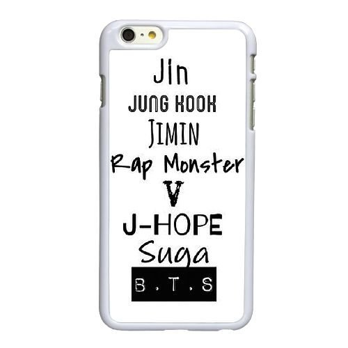 Bts Army Logo D1D86Y2JX coque iPhone 6 6S 4.7 Inch case coque white 3KF8E7