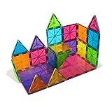 Magna-Tiles 32-Piece Clear Colors Set, The