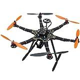 Hobbypower DIY S550 Hexacopter PX4 Pixhawk Flight