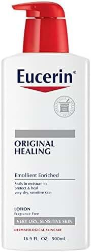 Eucerin Original Healing Rich Lotion 16.9 Fluid Ounce