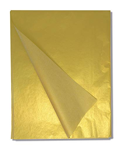 Gold Tissue Paper - 50 Sheets 20
