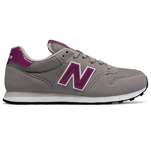 New Balance Scarpa Donna Custom Classic - 500 Womens Winter Upper-PG - Grey-36.5