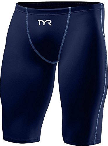 TYR Thresher Jammers - Navy / Blue Size 26 - Fina Approved Swimwear