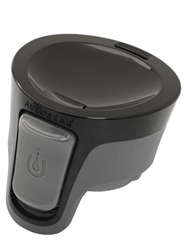 Aria Mug - Contigo Autoseal Aria Replacement Lid, Black/Gray