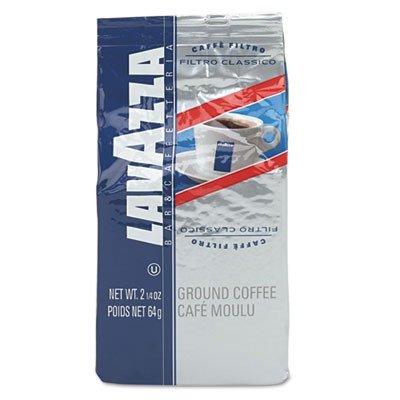 Lavazza LAV2851 Bar/Cafeteria Filtro Classico Ground Coffee, 30/Carton