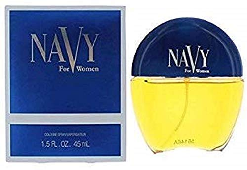- Dana Navy Cologne Spray for Women, 1.5 Ounce